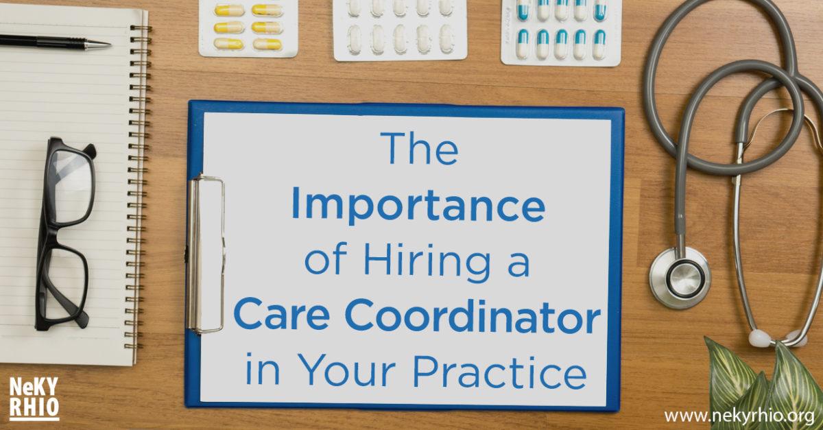 PCMH - Care Coordinator
