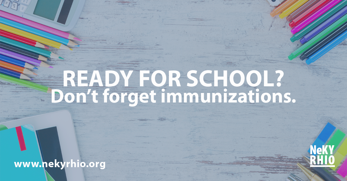 Make Immunizations Part of Your Back-to-School List